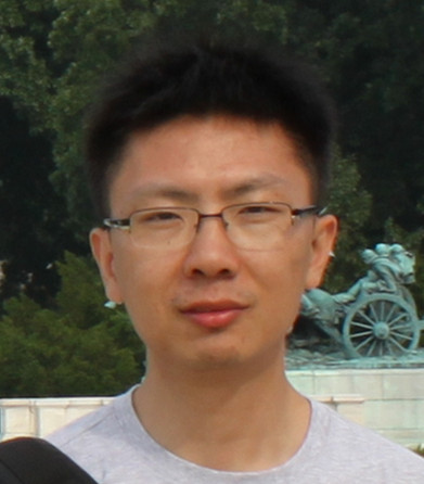 Yang Xu bio photo